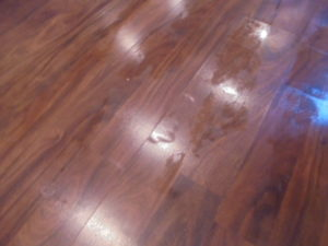 Is Laminate Flooring Good attractive best quality laminate flooring best quality laminate flooring yukdecor This Photo Is From A Home That Had A Pipe Break On The Main Level And Made Its Way To A Basement Where There Was Laminate As You Can See The Laminate